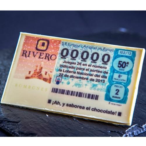 Lotería personalizada