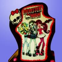 Placa Monster High