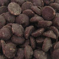 Chocolate para cobertura negro